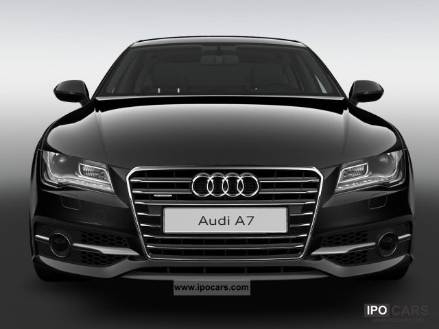 2012 audi a7 3 0 tdi turbo sport selection s line led car photo and specs. Black Bedroom Furniture Sets. Home Design Ideas