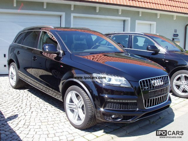 2017 Audi Q7 3 0tdi S Line And Exterior 21 Off Road Vehicle Pickup Truck