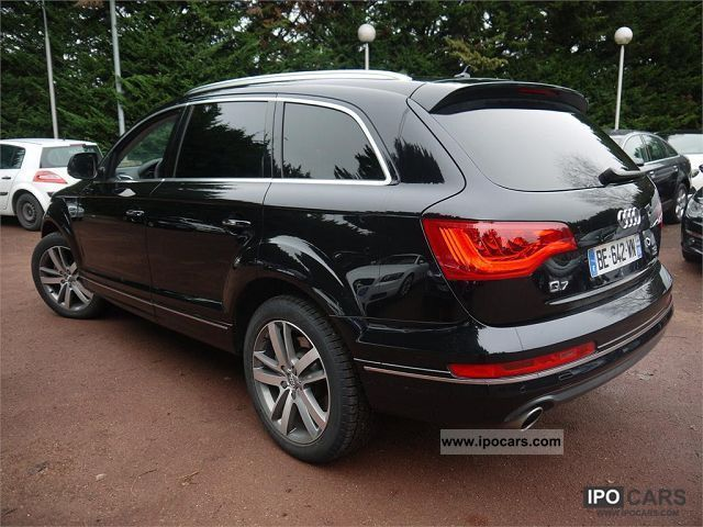 2010 audi q7 4 2 tdi dpf avus tipt 5pl car photo and specs. Black Bedroom Furniture Sets. Home Design Ideas