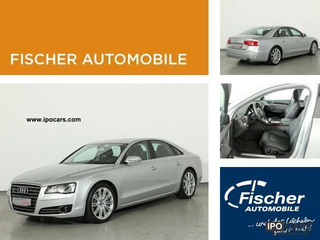 2010 Audi  A8 4.2 TDI DPF qu. Tiptr. LP 131 990, - Limousine Used vehicle photo