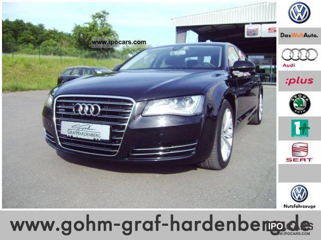 2010 Audi  A8 4.2 TDI quattro (Navi Xenon leather climate) Limousine Used vehicle photo
