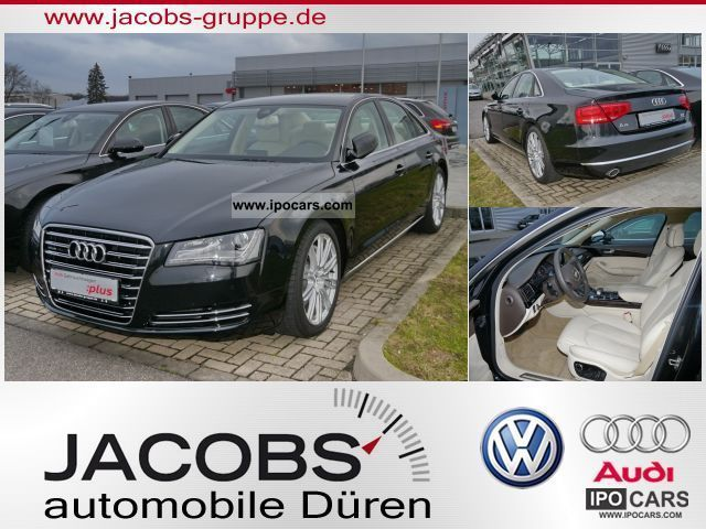 2010 Audi  A8 4.2 TDI quattro (Navi Xenon air) Limousine Used vehicle photo