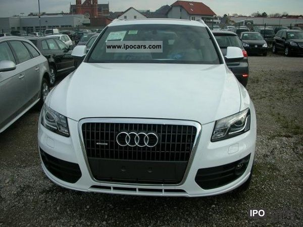 2011 Audi  3.0V6TDI Q5 quattro S tronic * Vasta disp. * Pronta Off-road Vehicle/Pickup Truck New vehicle photo