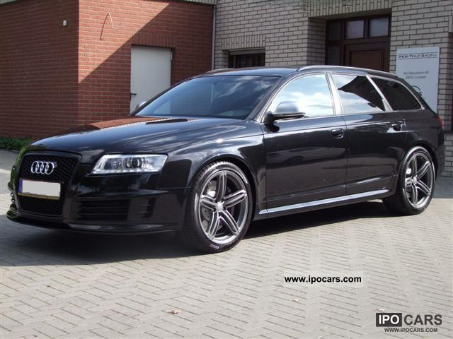 2009 Audi RS6 5.0 V10 TFSI 730hp MTM-V MAX 310KMH - Car Photo and ...