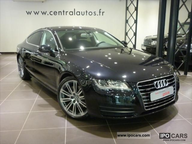 2011 Audi  A7 3.0 TDI Ambiente Sports car/Coupe Used vehicle photo