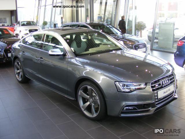 2011 Audi  S5 Sportback 3.0 TFSI, automatic, all-wheel Sports car/Coupe New vehicle photo