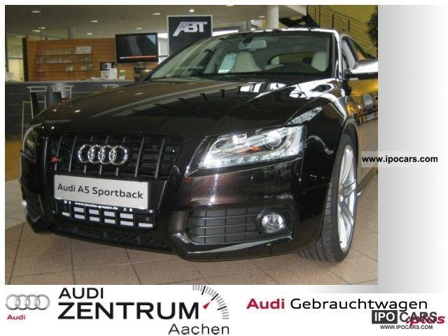 2011 Audi  S5 Sportback 3.0 TFSI quattro kW tronic MMI ® Nav Limousine Demonstration Vehicle photo