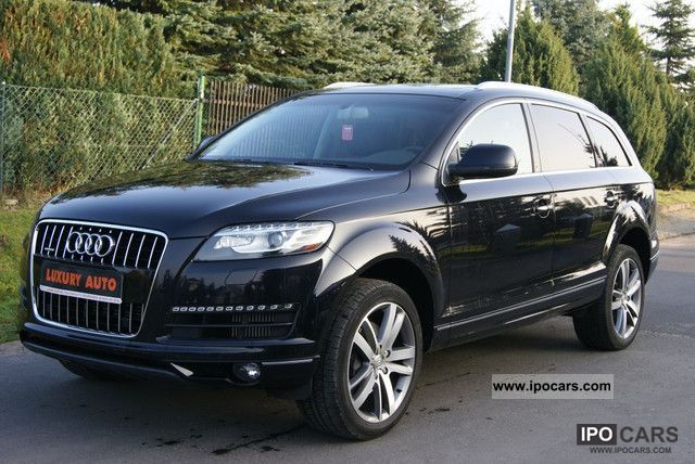 2010 audi q7 3 0 tdi 4x4 panoramic car photo and specs. Black Bedroom Furniture Sets. Home Design Ideas