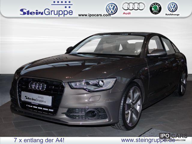 2012 Audi  A6 3.0 TDI Quattro S-LINE LEATHER BACK-UP CAMERA Limousine Used vehicle photo