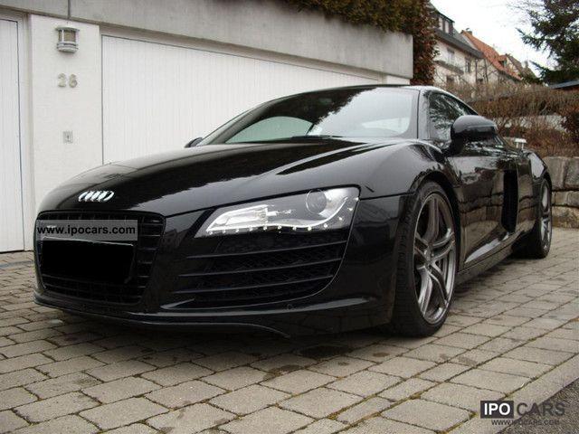 2007 Audi  R8 4.2 FSI Carbon BO-R-Tronic Sound etc. Sports car/Coupe Used vehicle photo