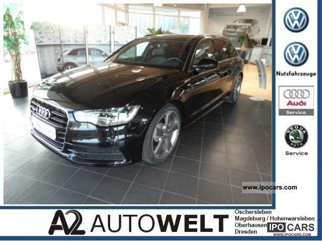 2012 Audi  A6 Avant 3.0TDI. S-tronic, LED, 20 ', air-, S-Line Estate Car New vehicle photo