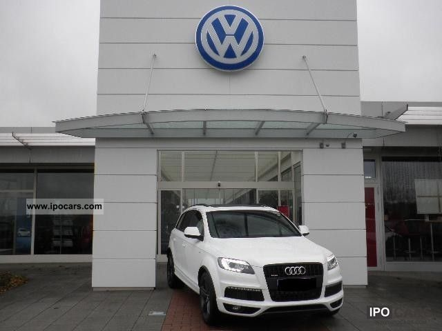2012 Audi  Q7 3.0 TDI quattro S-Line Air 21 Bose full Off-road Vehicle/Pickup Truck Used vehicle photo