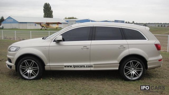 2010 audi q7 2 3 0 tdi240 avus 7pl car photo and specs. Black Bedroom Furniture Sets. Home Design Ideas