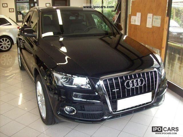 2011 Audi  Q5 3.0 tdi s / s tronic / line Other New vehicle photo