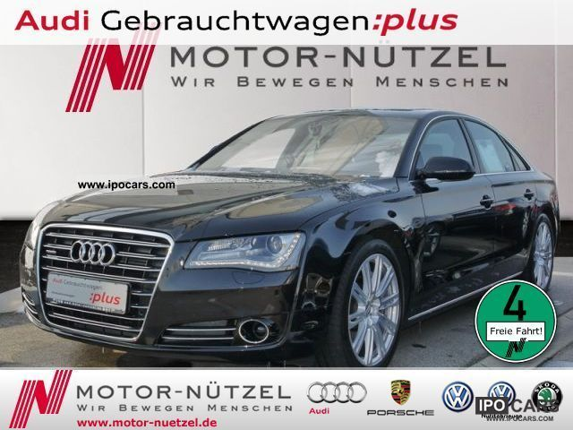 2010 Audi  A8 4.2 TDI DPF Sport Package Seat Heater + + Limousine Used vehicle photo
