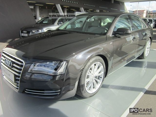 2012 Audi  A8 3.0 TDI V6 quattro Tiptronic Limousine Used vehicle photo