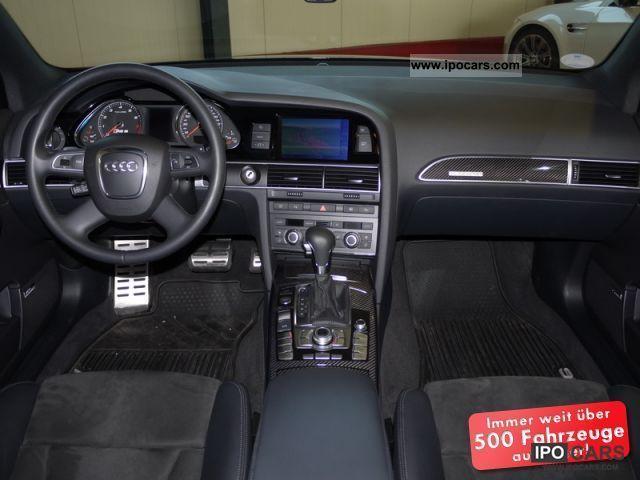 2009 Audi RS6 ceramic brakes - Car Photo and Specs