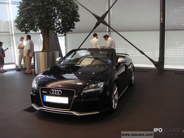2012 Audi Tt Rs Roadster S Tronic Car Photo And Specs