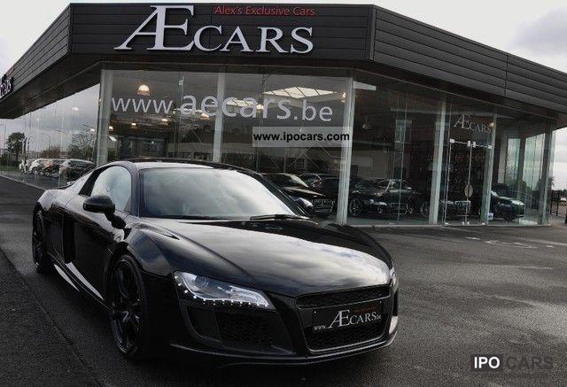 2007 Audi R8 R-Tronic *** 420HP V8 QUATTRO M.RIDE B & O GPS *** Sports ...