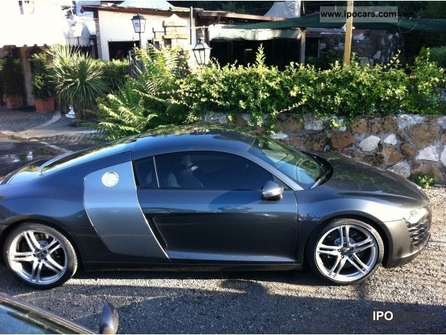 2008 Audi R8 Car Photo And Specs