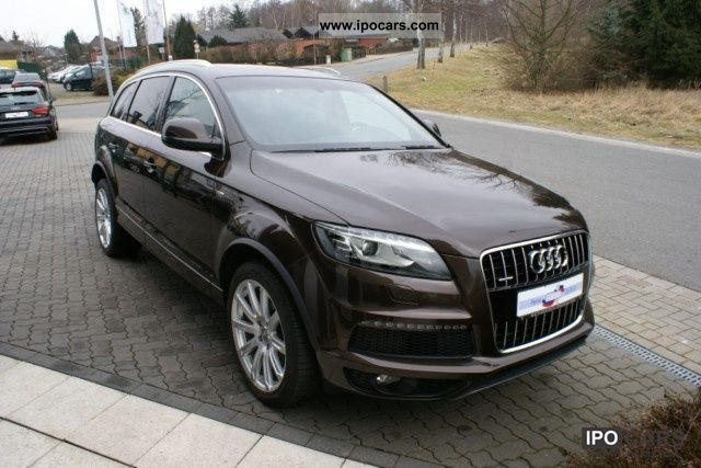 2010 audi q7 4 2 tdi quattro tiptr full 8 stage car. Black Bedroom Furniture Sets. Home Design Ideas
