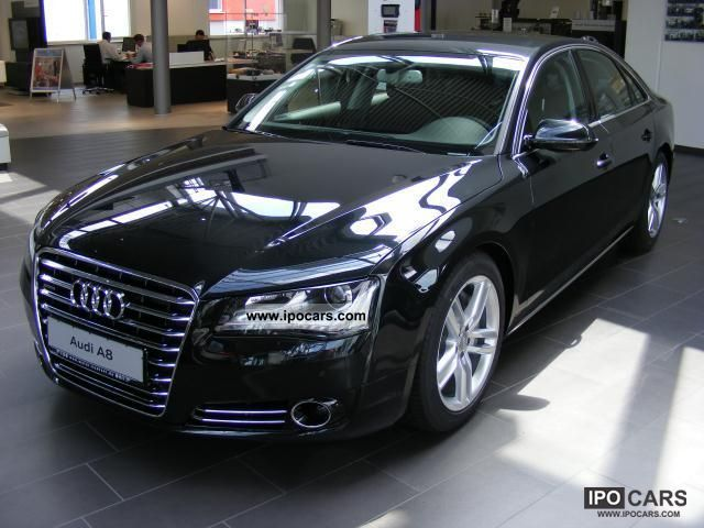 2011 Audi A8 3 0 Tdi Automatic All Wheel Car Photo And