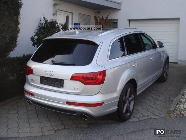 2011 audi q7 4 2 tdi s line car photo and specs. Black Bedroom Furniture Sets. Home Design Ideas