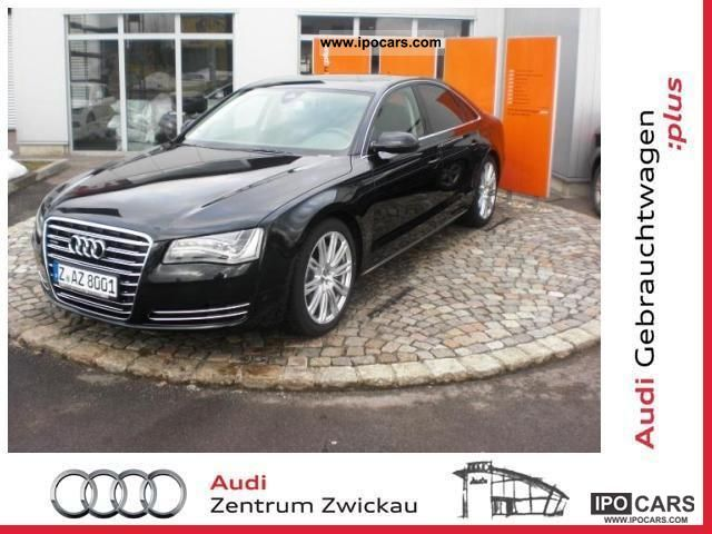 2010 Audi  A8 3.0 TDI (DPF) quattro Limousine Used vehicle photo