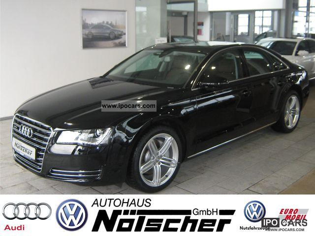 2012 Audi  A8 3.0 TDI A8 * Largest selection at 79 990, - immediately Limousine Used vehicle photo