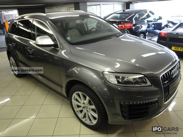 2010 audi q7 v12 tdi quattro tiptronic car photo and specs. Black Bedroom Furniture Sets. Home Design Ideas