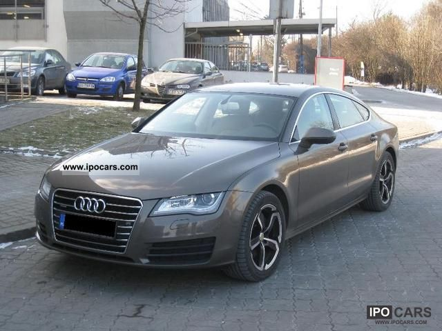 2011 Audi  A7 3.0 Quattro S-Tronic, SalonPL Other Used vehicle photo