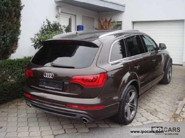2010 audi q7 4 2 v8 tdi quattro 340 s line bva car photo and specs. Black Bedroom Furniture Sets. Home Design Ideas