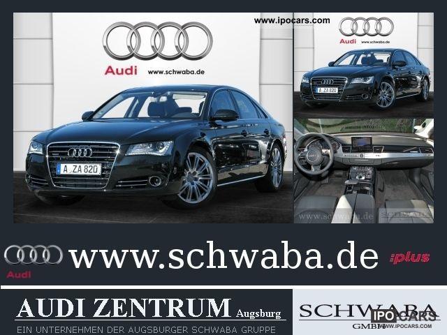 2011 Audi  A8 3.0 TDI (DPF) quattro tiptronic xenon, sliding Limousine Demonstration Vehicle photo