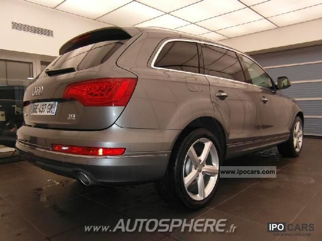 2010 audi q7 4 2 tdi dpf avus ttro 7pl car photo and specs. Black Bedroom Furniture Sets. Home Design Ideas