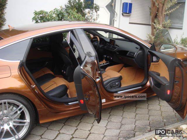 2011 Audi  A7 3.0 TDI quattro \ Limousine Used vehicle photo