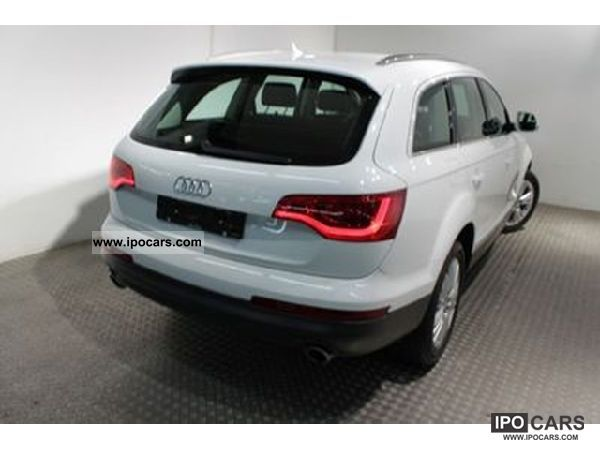 2010 audi q7 4 2 v8 tdi quattro 340 ambition luxe car photo and specs. Black Bedroom Furniture Sets. Home Design Ideas