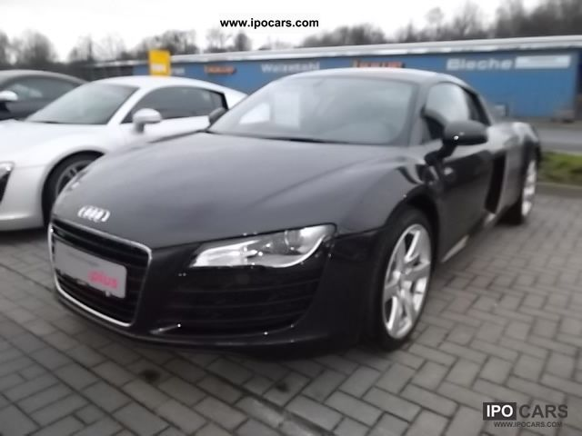 Audi R Coupe Magnetic Ride Navi Extended Warranty Car - Audi extended warranty