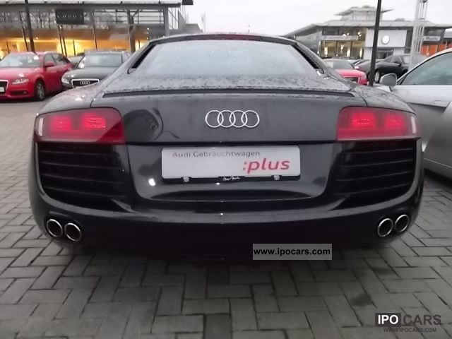 2011 audi r8 coupe magnetic ride navi extended warranty car photo and specs. Black Bedroom Furniture Sets. Home Design Ideas