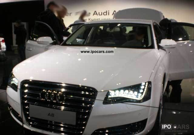 Exceptional 2011 Audi A8 4.2 TDI Quattro NEW MODEL 2012 FULL. Limousine