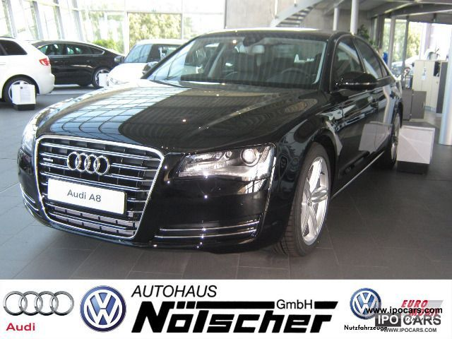 2011 Audi  A8 3.0 TDI qua. / / FULL! / / ** IMMEDIATELY! ** Limousine New vehicle photo