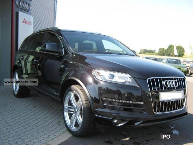 2011 Audi  Q7 V6 3.0 TDI S-LINE-FACELIFT Vasta disponibili Off-road Vehicle/Pickup Truck New vehicle photo