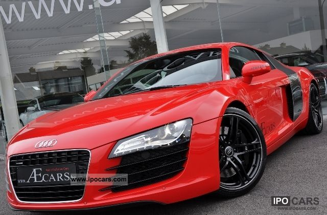 2007 audi r8 r tronic gps magnetic ride car photo and specs. Black Bedroom Furniture Sets. Home Design Ideas