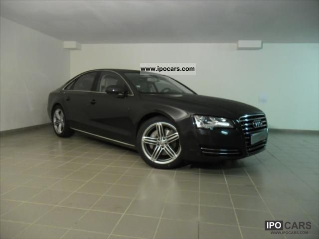 2010 Audi  A8 3.0 TDI Avus Off-road Vehicle/Pickup Truck Used vehicle photo
