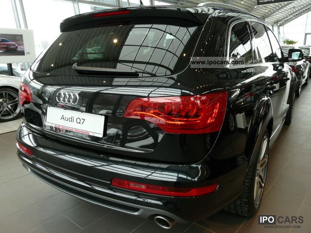 2012 audi q7 4 2 tdi quattro tiptronic car photo and specs. Black Bedroom Furniture Sets. Home Design Ideas