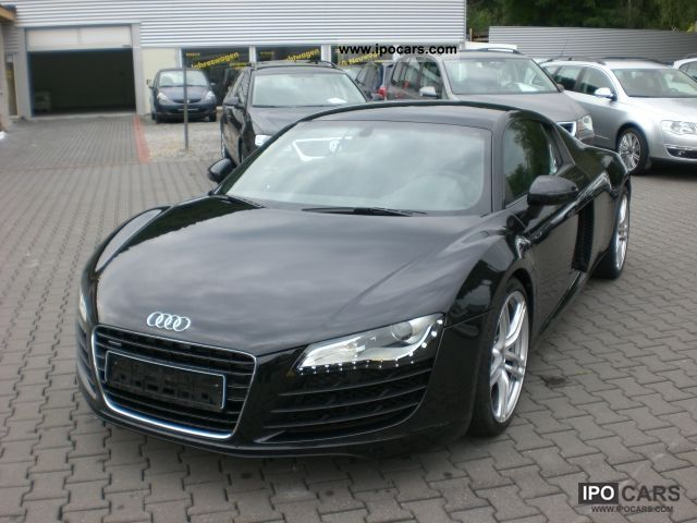 2008 Audi  NP R8 134 500, -? Sports car/Coupe Used vehicle photo