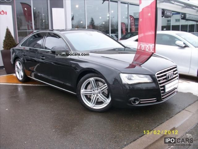 2011 Audi  A8 3.0 TDI Avus Off-road Vehicle/Pickup Truck Used vehicle photo
