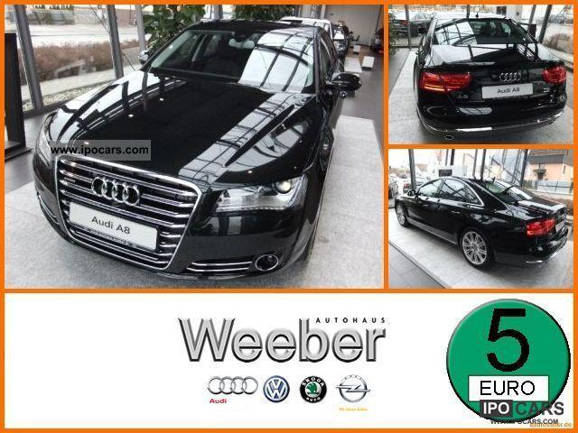 2012 Audi  A8 Headlights Luftfed. Navi-wheel auto SD Limousine Demonstration Vehicle photo