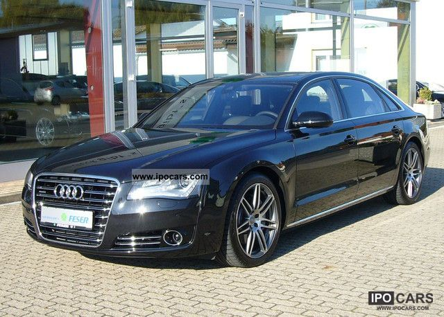 2011 Audi  A8 3.0 TDI Exclusive Long Version Limousine Used vehicle photo