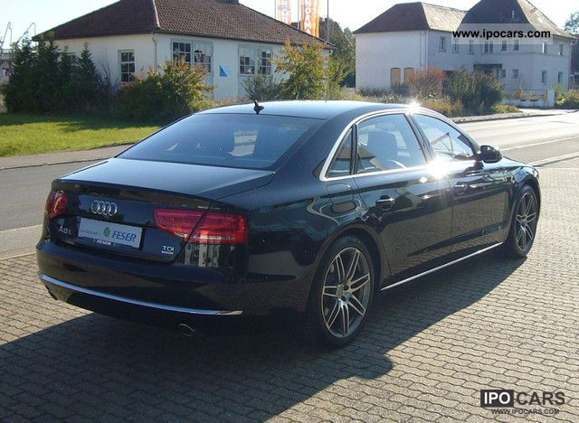 2011 audi a8 3 0 tdi exclusive long version car photo and specs. Black Bedroom Furniture Sets. Home Design Ideas