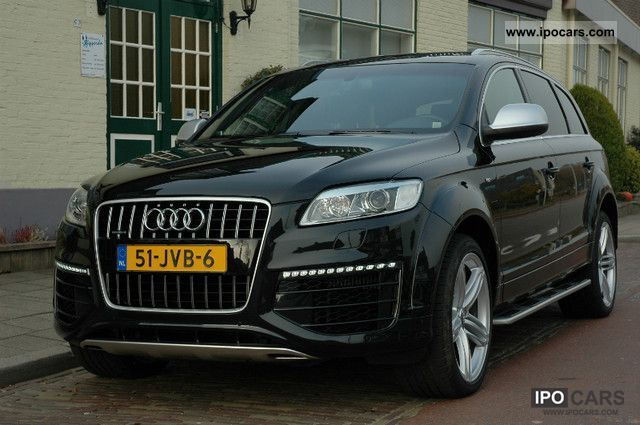 2009 Audi  Q7 V12 TDI quattro S-line 7 trembling Off-road Vehicle/Pickup Truck Used vehicle photo